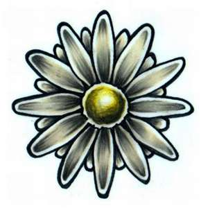 daisi flower tattoo meanings
